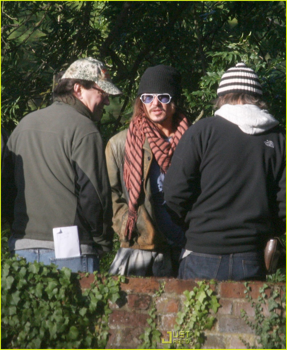 johnny depp music video directorial debut 072241232