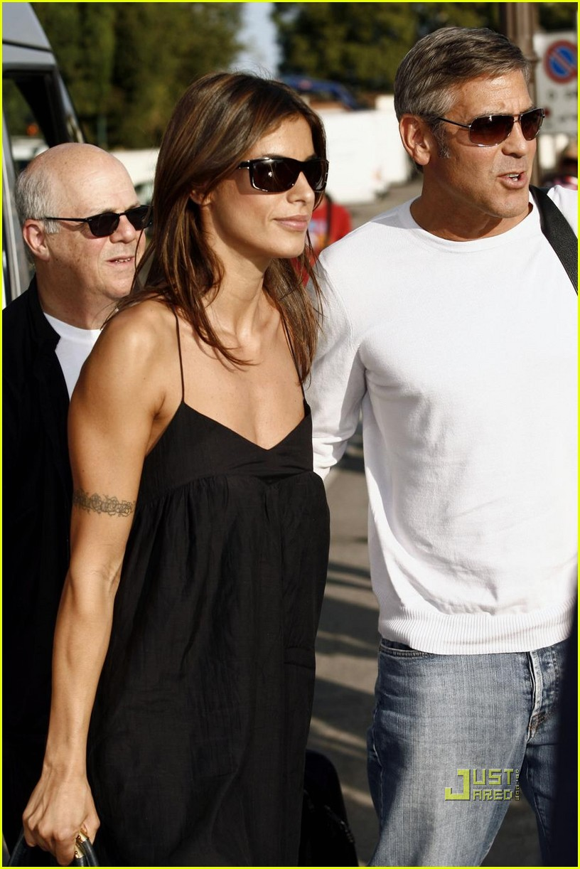 George Clooney & E...