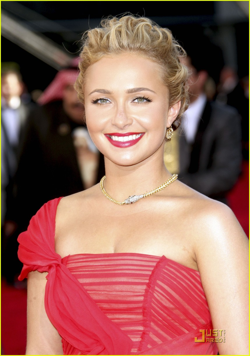 hayden panettiere emmy awards 2009 01