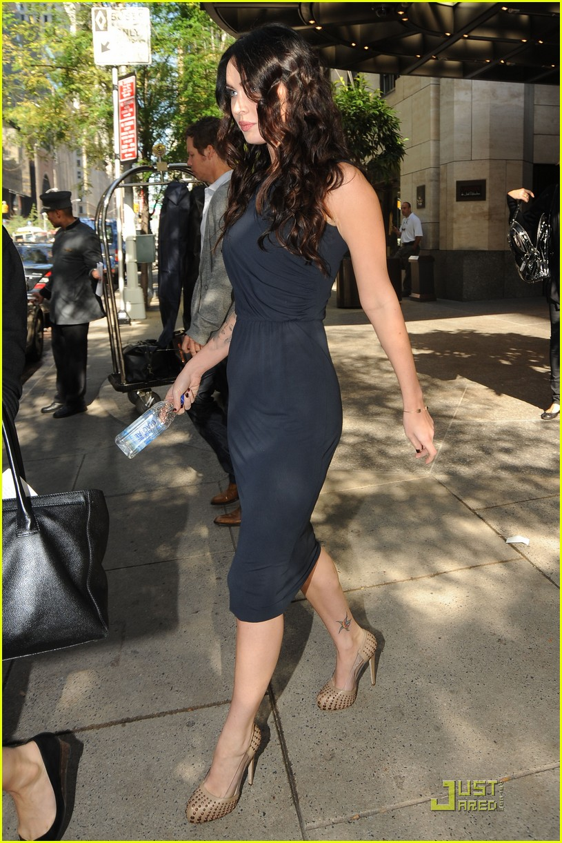 megan fox today show 09