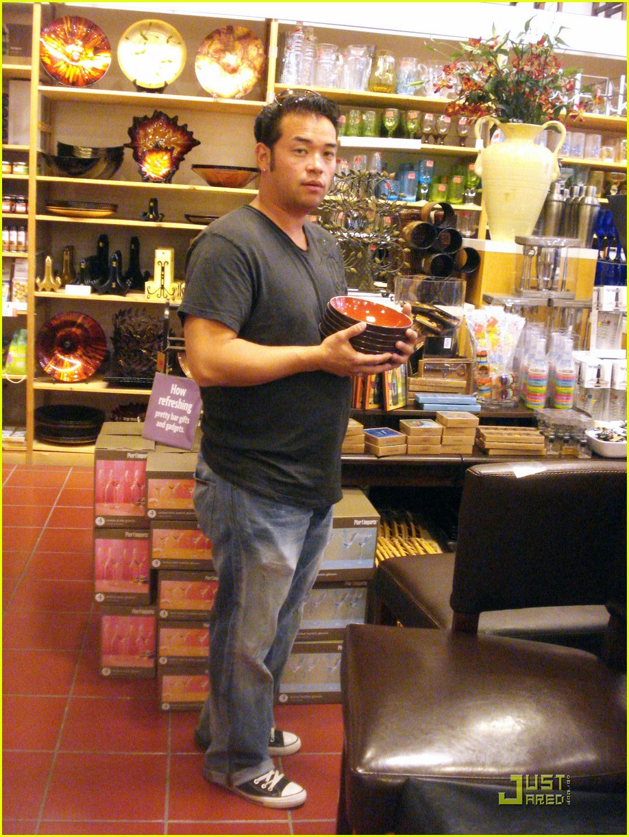 jon gosselin pier 1 shopping 10