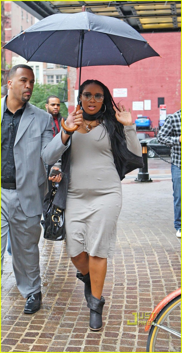jennifer hudson post baby body 02