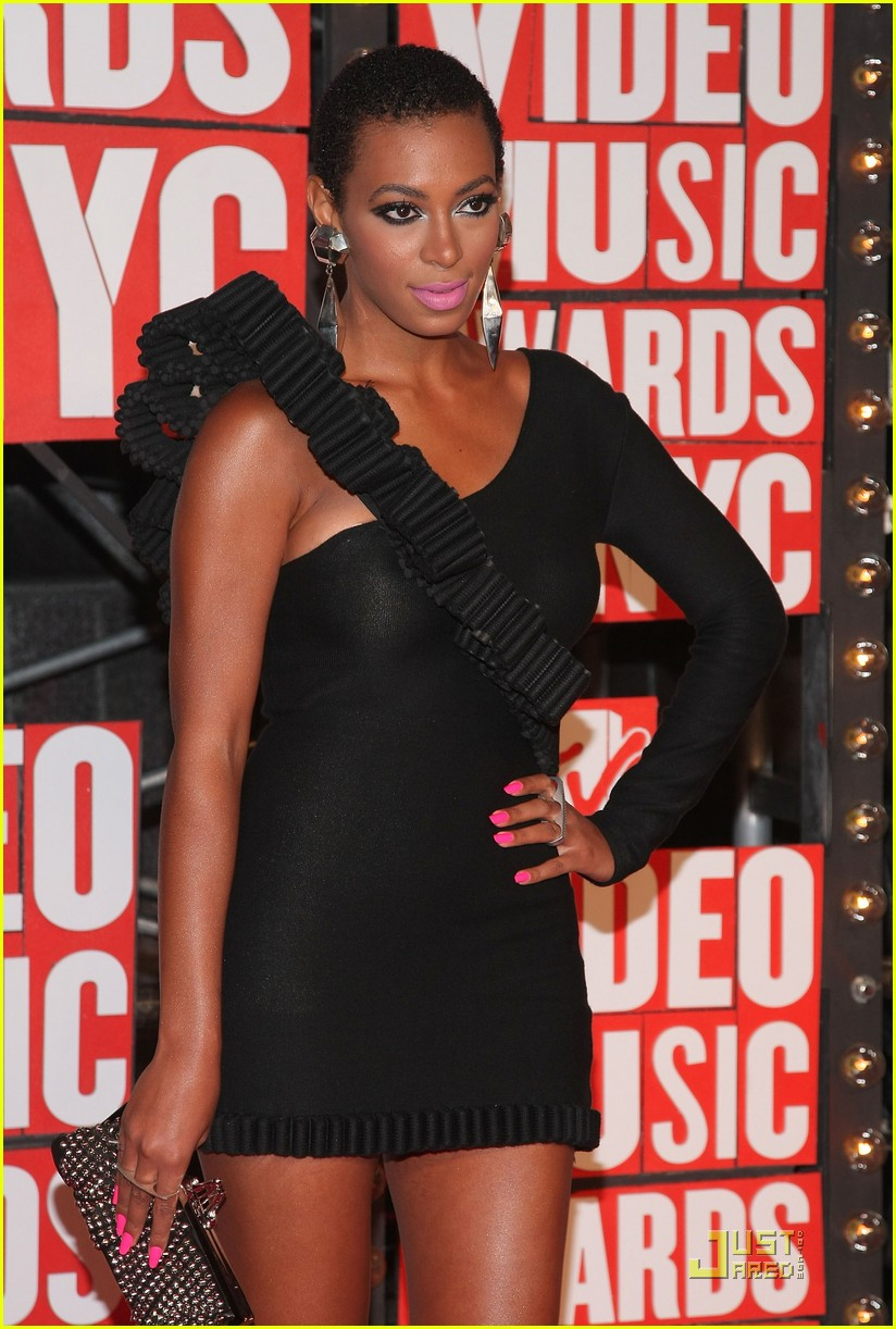 solange knowles 2009 mtv vma 052211331