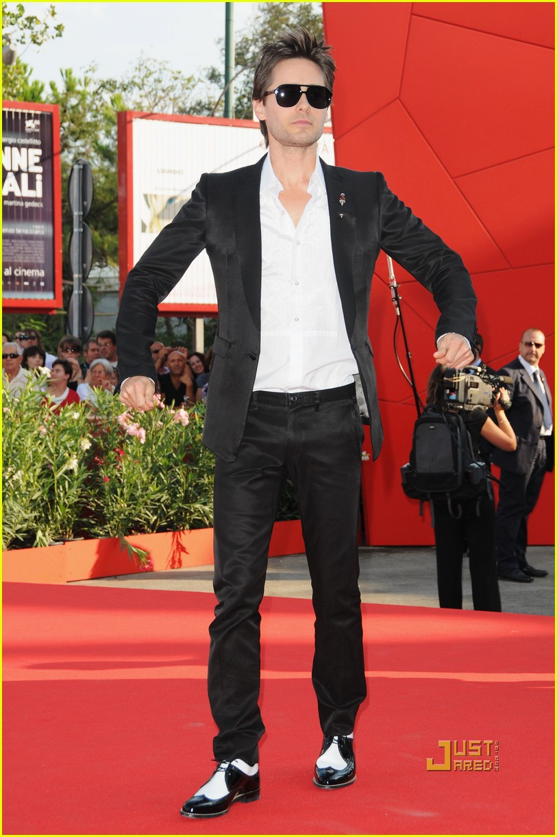 jared leto venice film festival mr nobody 022207552