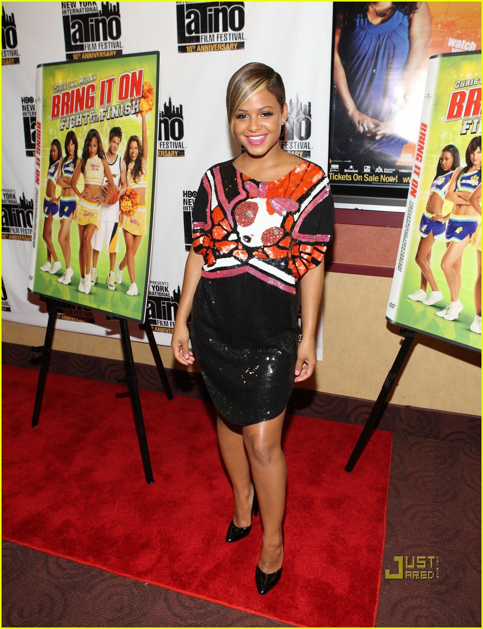 Christina milian bring it on