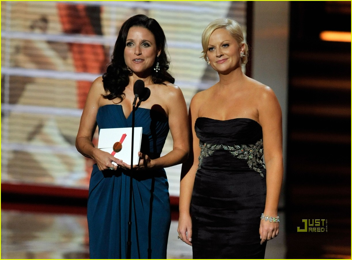 amy poehler emmy awards 2009 08