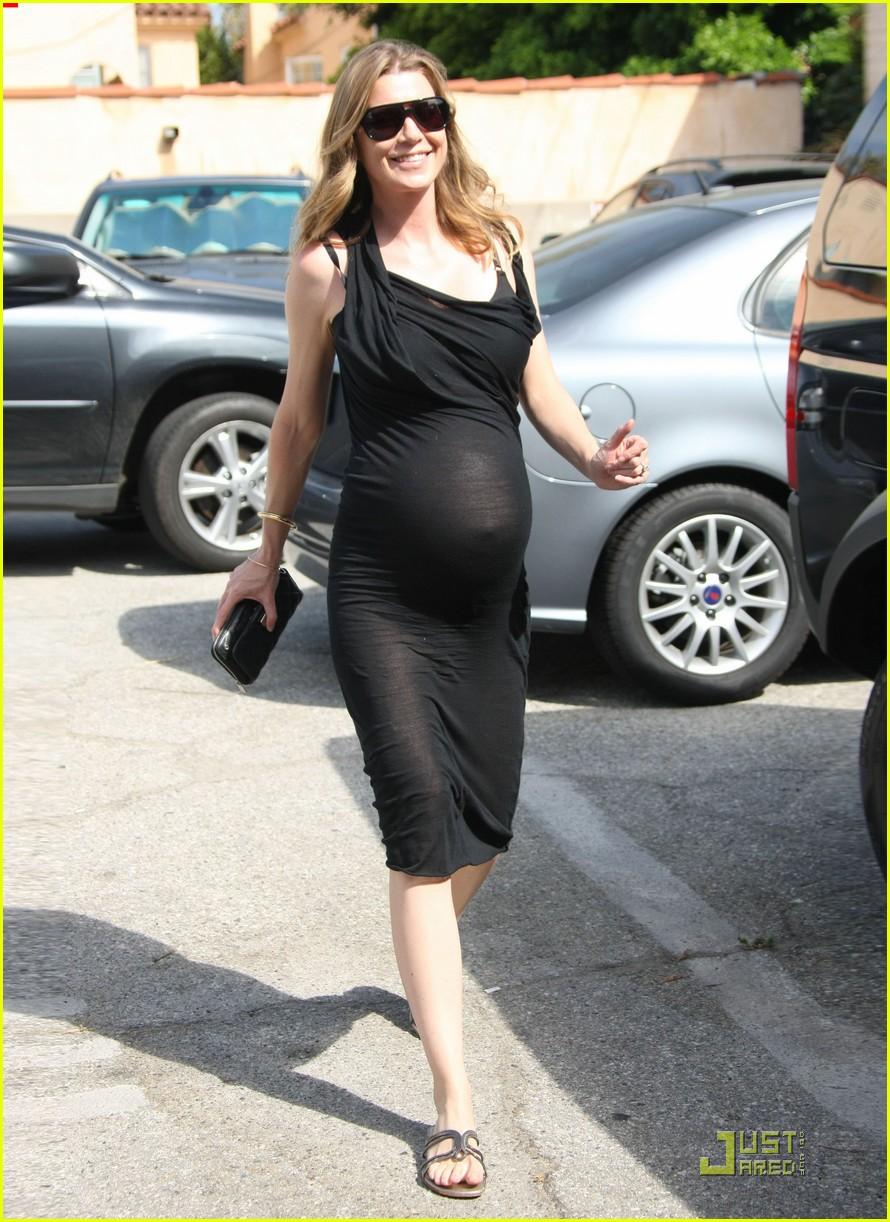 Ellen Pompeo Pregnant 44