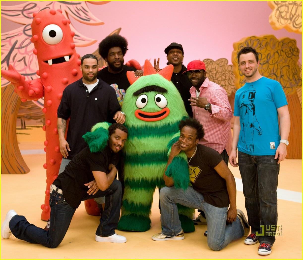 roots yo gabba gabba 01