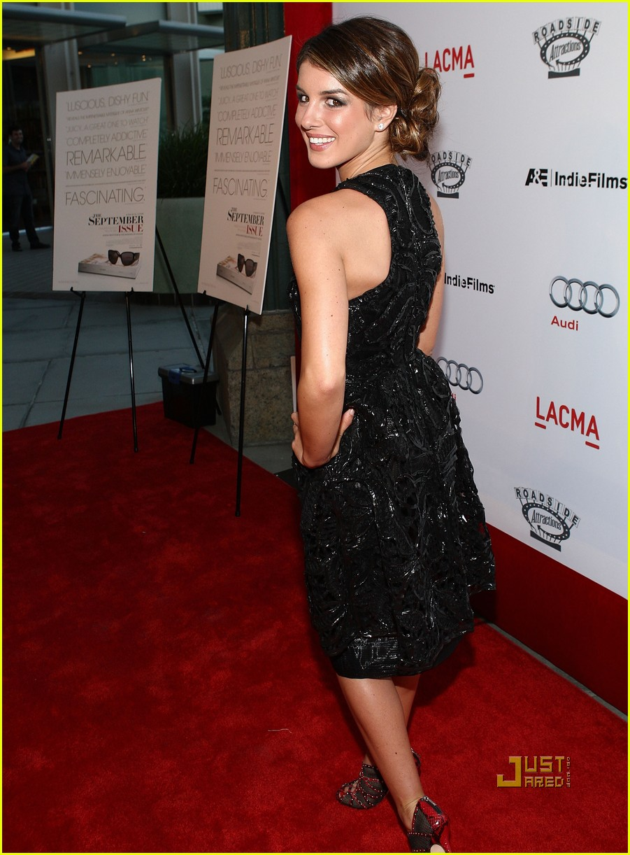 shenae grimes september issue premiere 12