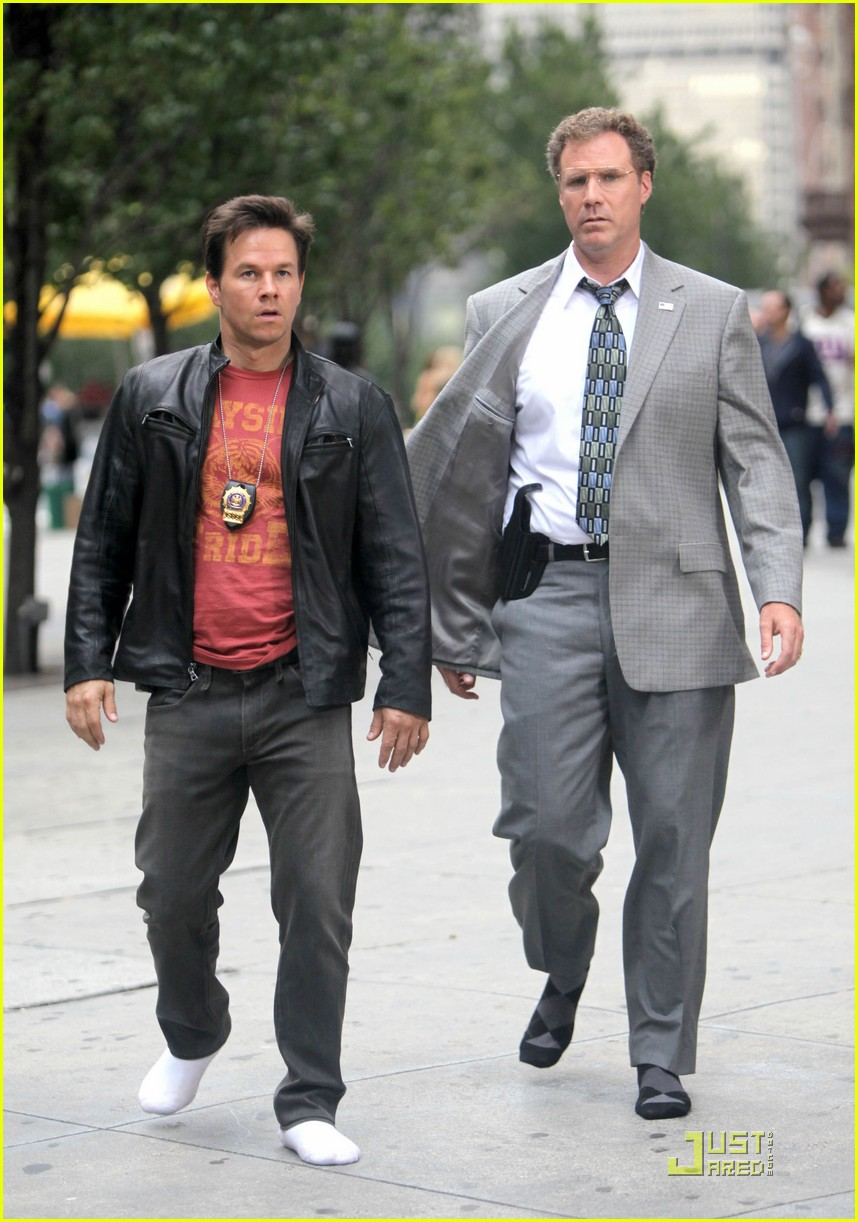 Full Sized Photo of mark wahlerbg will ferrell the other ... Mark Wahlberg Height