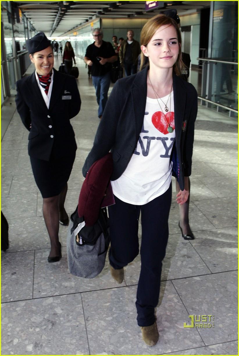 emma watson i love new york tshirt 01