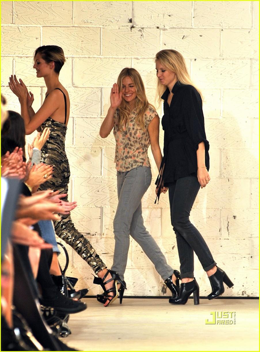 sienna miller twenty8twelve london fashion week 11