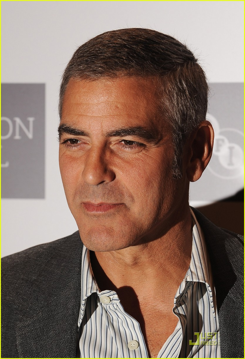george clooney fantastic photos 212287332