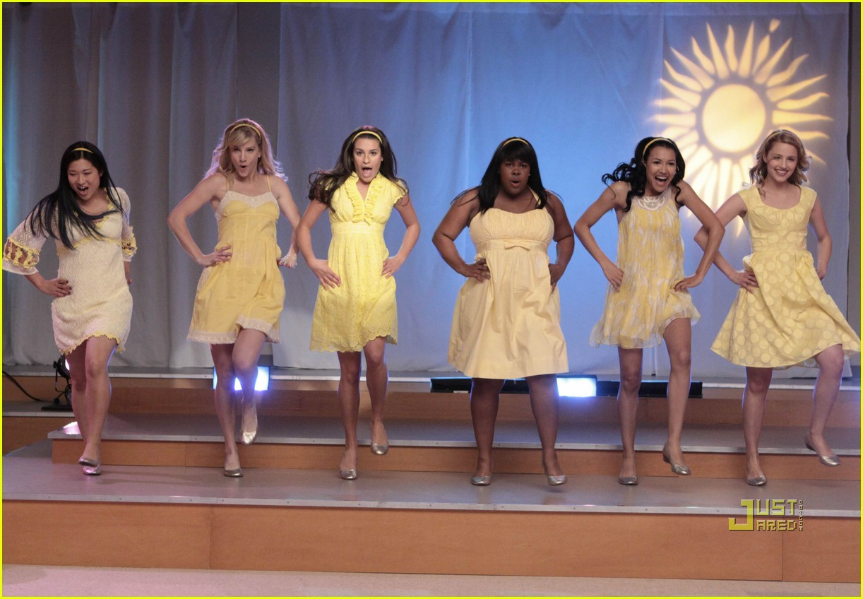glee its my life 01