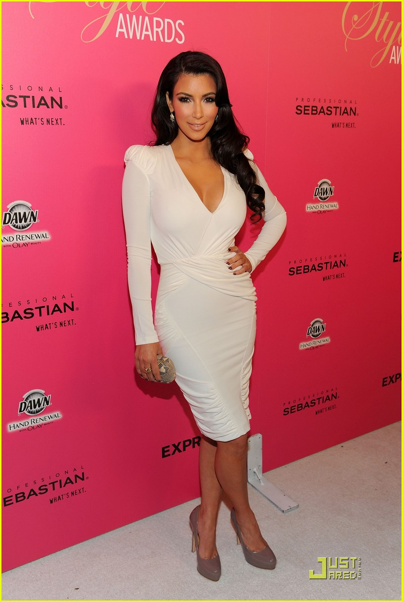 Kim Kardashian 2009 Hollywood Style Awards Photo 2280911 Kim Kardashian Pictures Just Jared