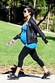 kourtney kardashian running dash calabasas 01