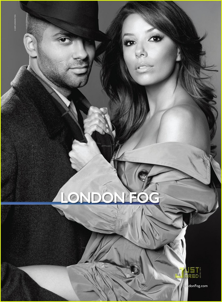 eva longoria london fog ads 02
