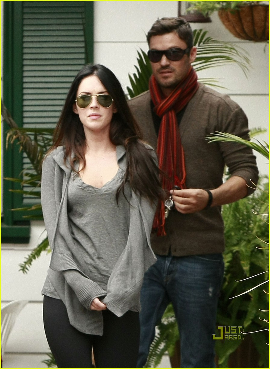 Brian Austin Green couple