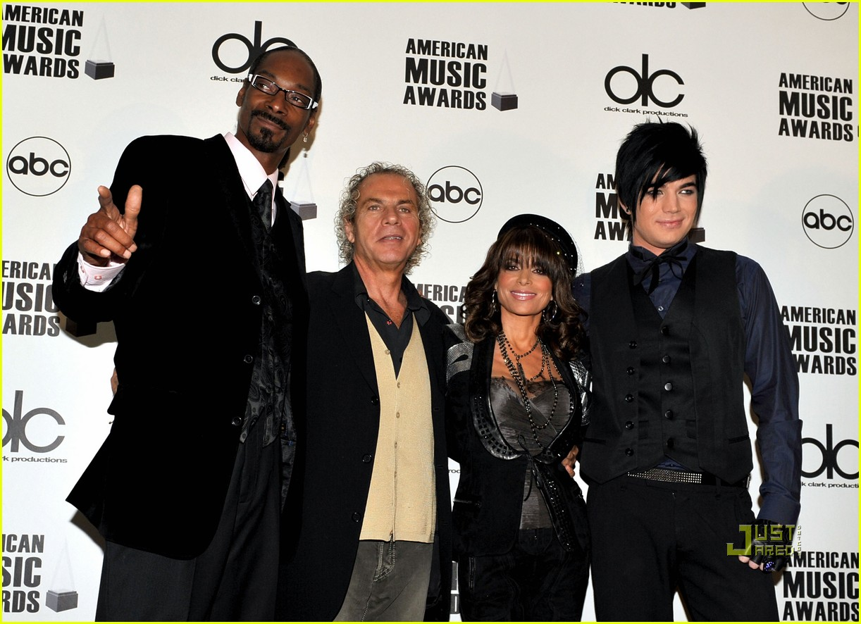 american music awards nominations list 2009 02