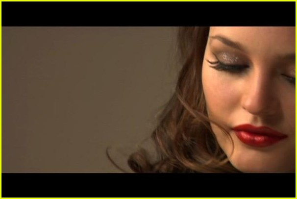 leighton meester somebody to love music video bts 11