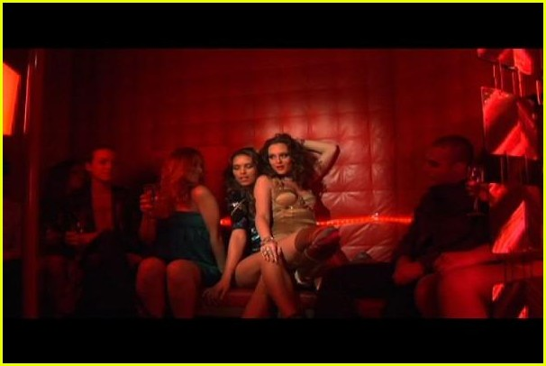 leighton meester somebody to love music video bts 17
