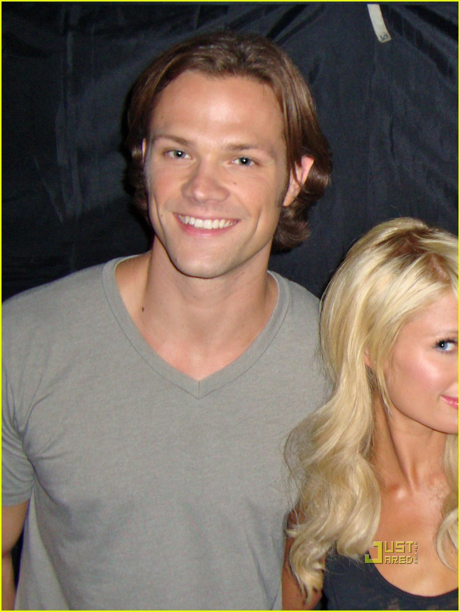 Full Sized Photo of paris hilton supernatural sandwich 02 ... Jared Leto