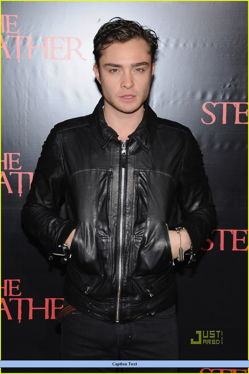 ed westwick feather tattoo 07