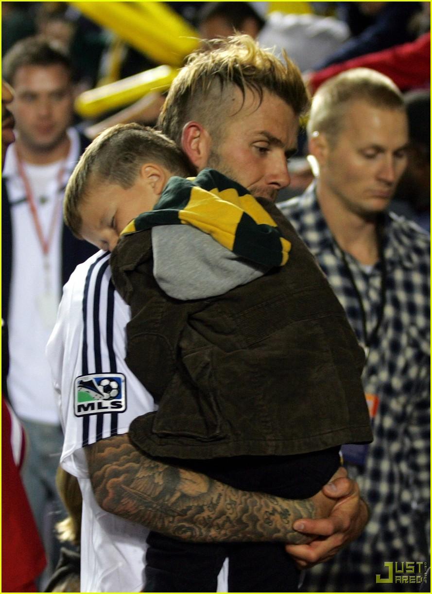 David Beckham & Cr...