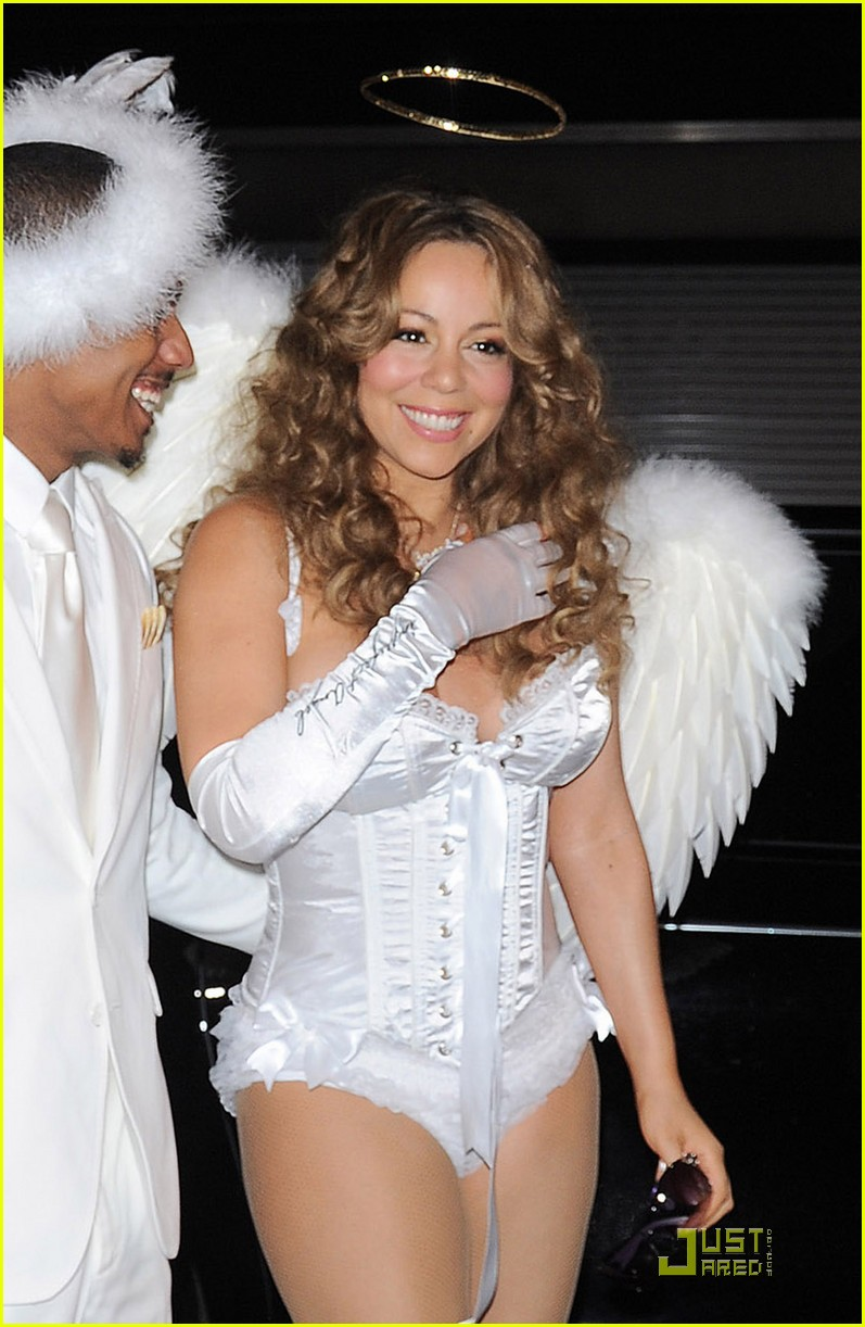 mariah carey nick cannon are angels 06