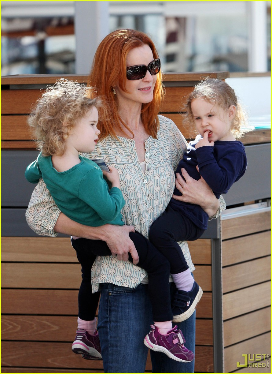 marcia cross century city twins 042357921