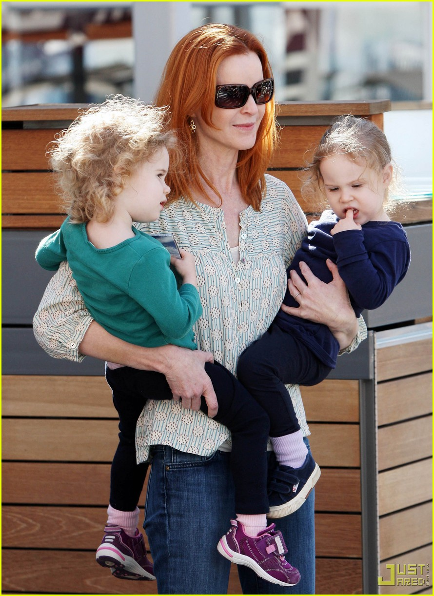 marcia cross century city twins 05
