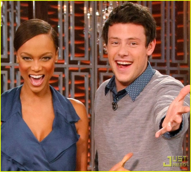 glee cast tyra show 03