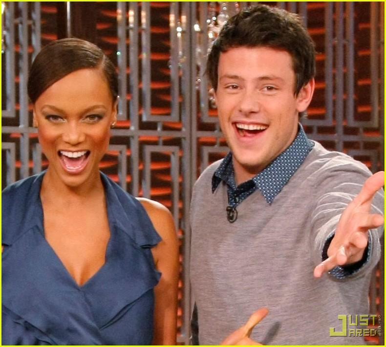 Tyra Banks On Glee: Glee Hits The Tyra Show This Friday!: Photo 2353702