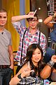 glee cast tyra show 05