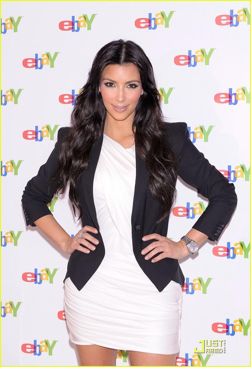 kim kardashian is excited about ebay 06