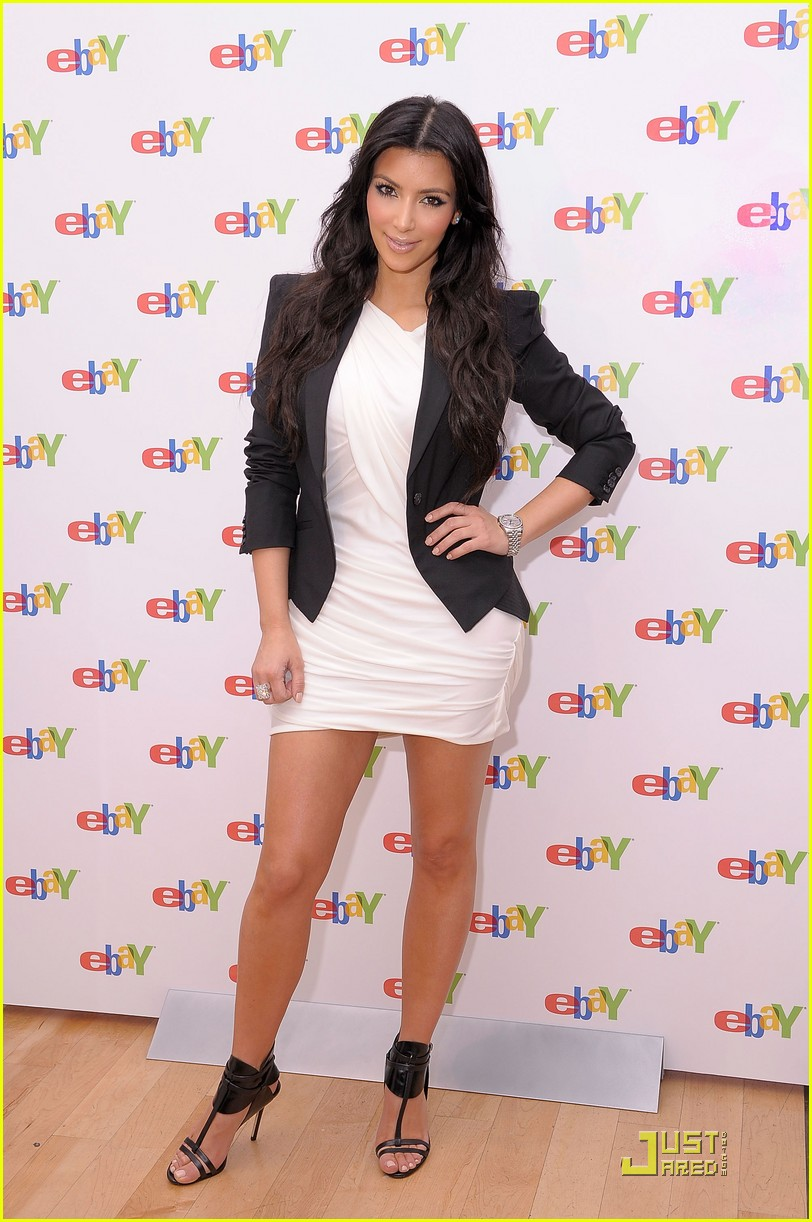 kim kardashian is excited about ebay 08