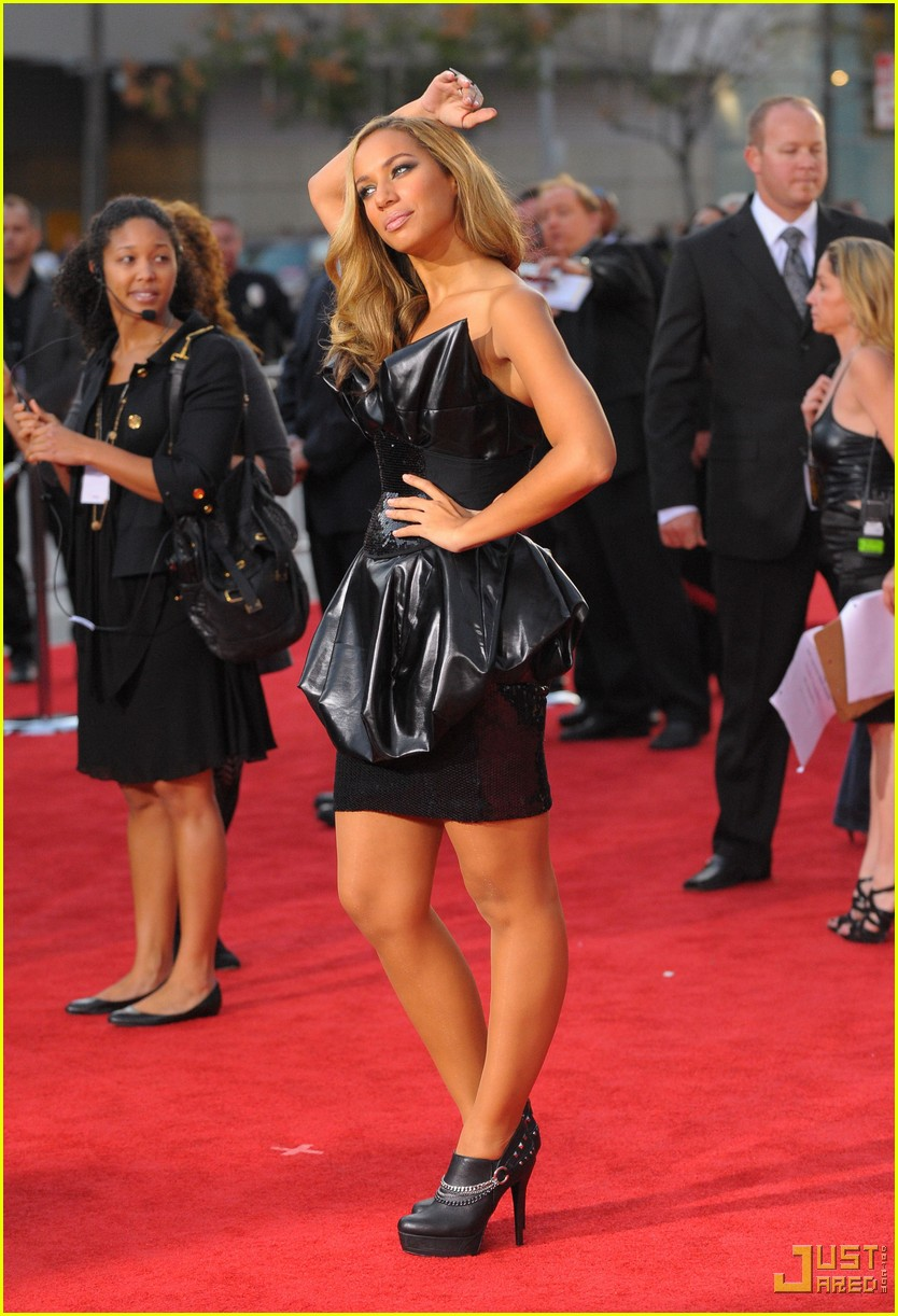 leona lewis 2009 amas 05