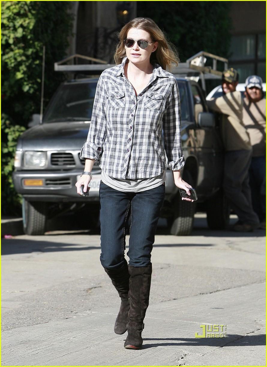Ellen Pompeo: Grey\'s Anatomy Webisodes!: Photo 2381721 | Ellen ...