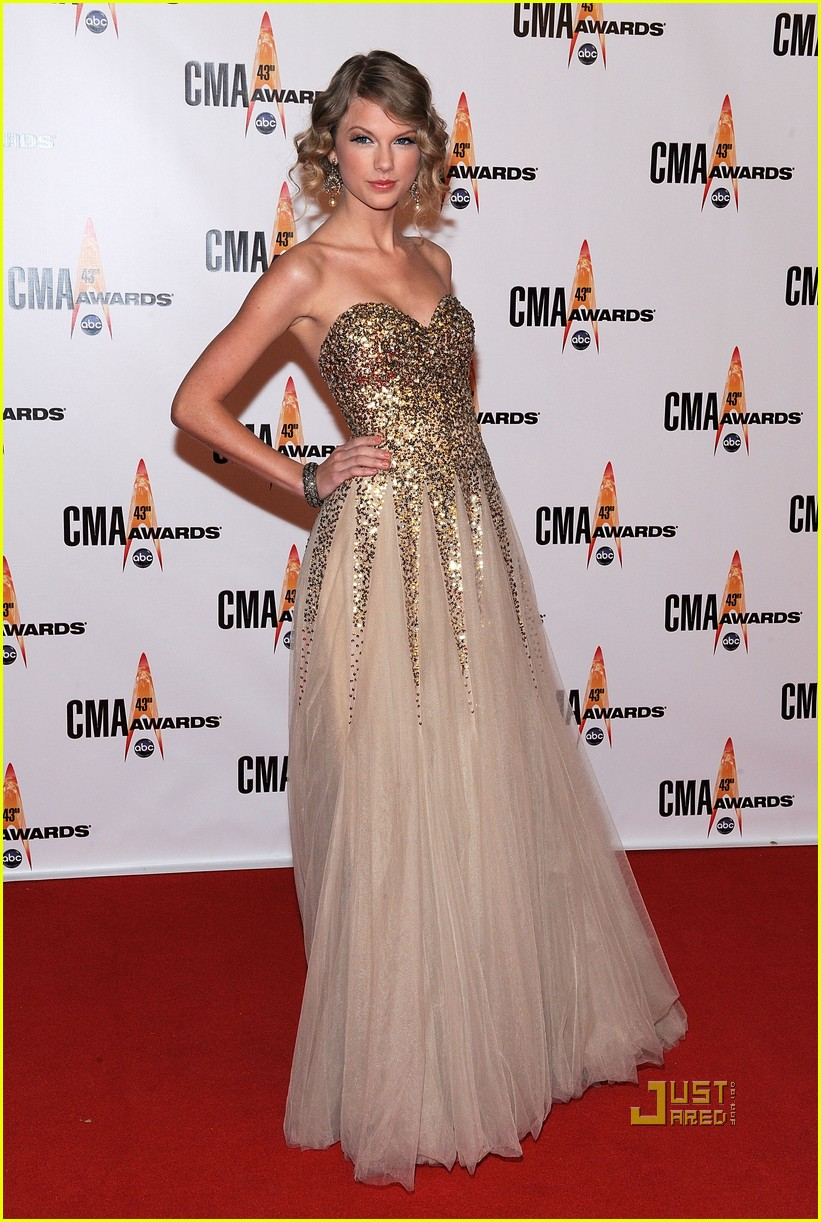 taylor swift cma awards 2009 052351711