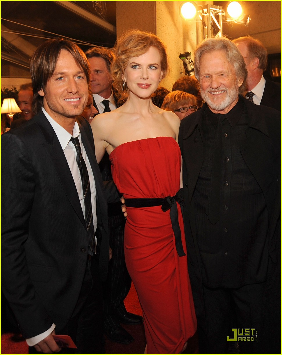 keith urban nicole kidman 2009 bmi country awards 092349321