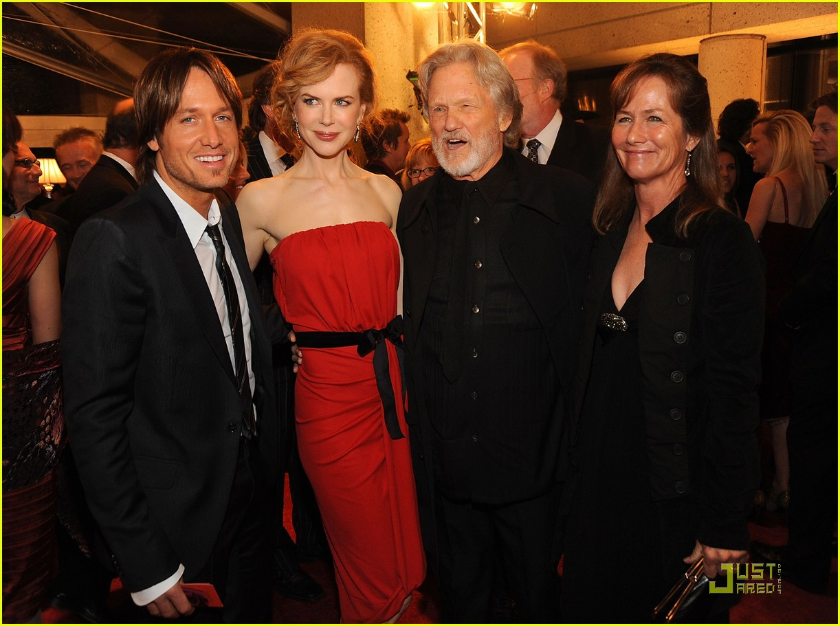 keith urban nicole kidman 2009 bmi country awards 12