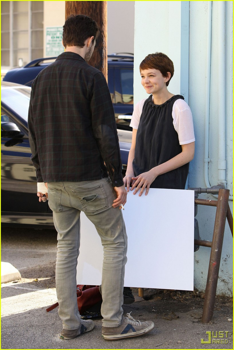 Shia Labeouf Carey Mul... Carey Mulligan