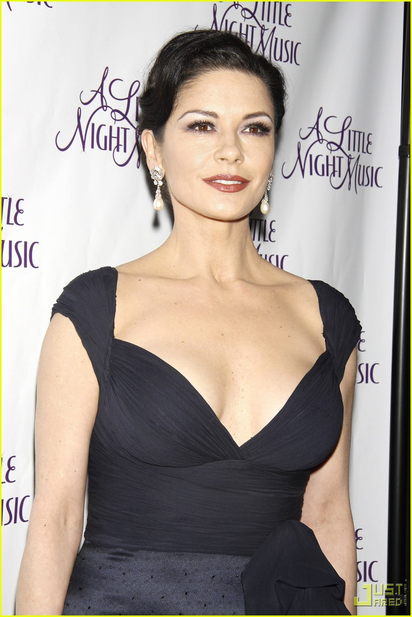 catherine zeta jones a little night music curtain call 102401728