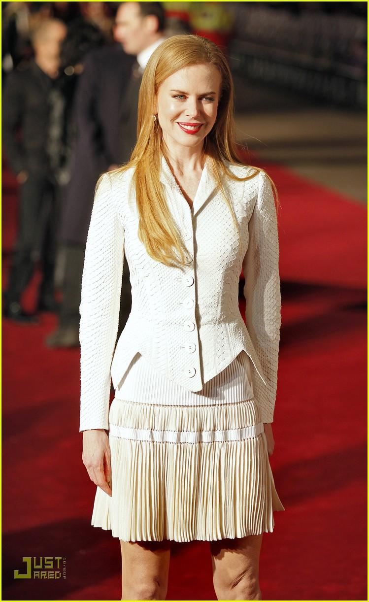 Nicole Kidman World Pr...