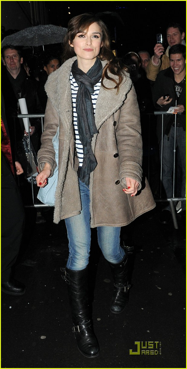 keira knightley west end edgy 102404938
