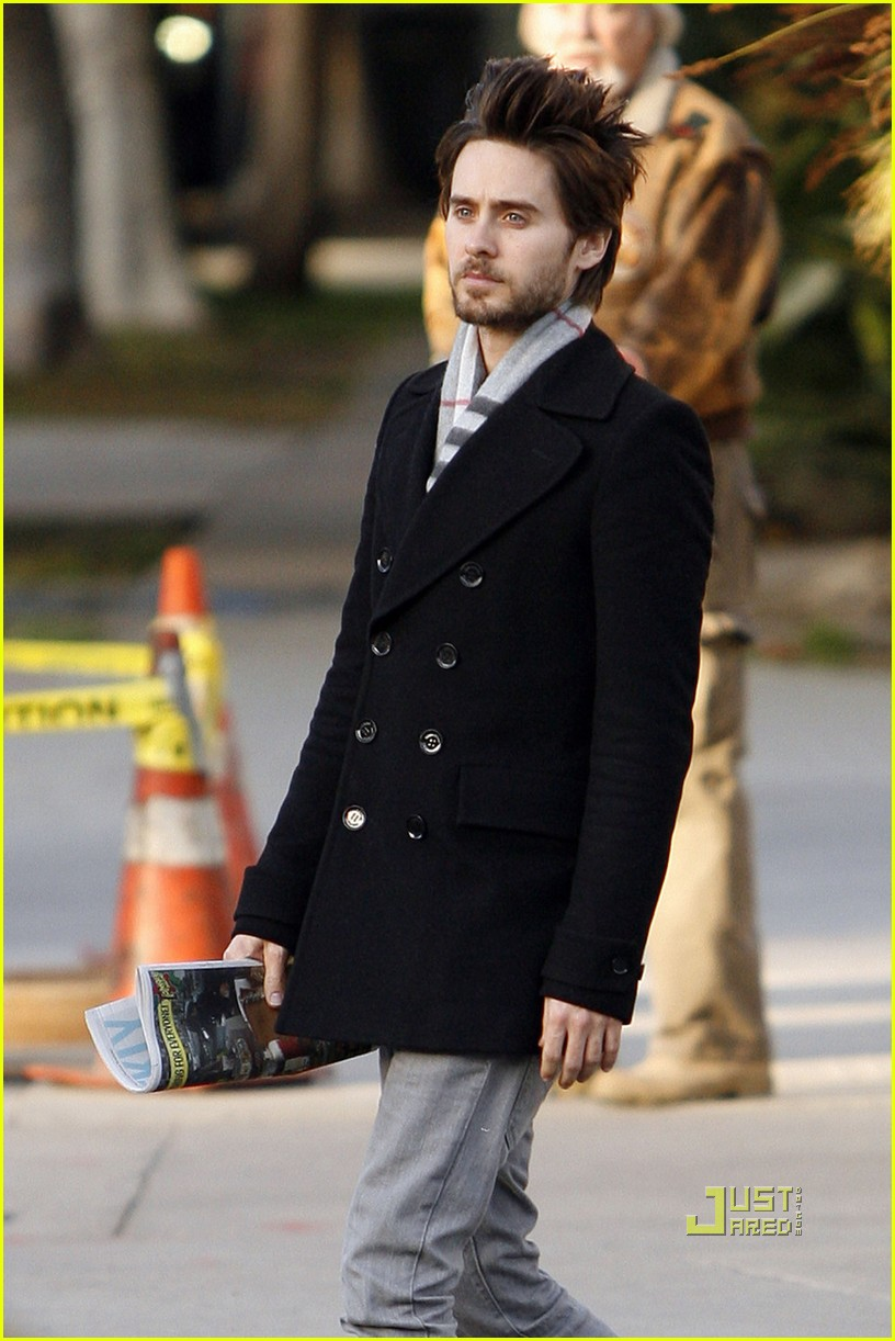 jared leto christmas eve 072403980