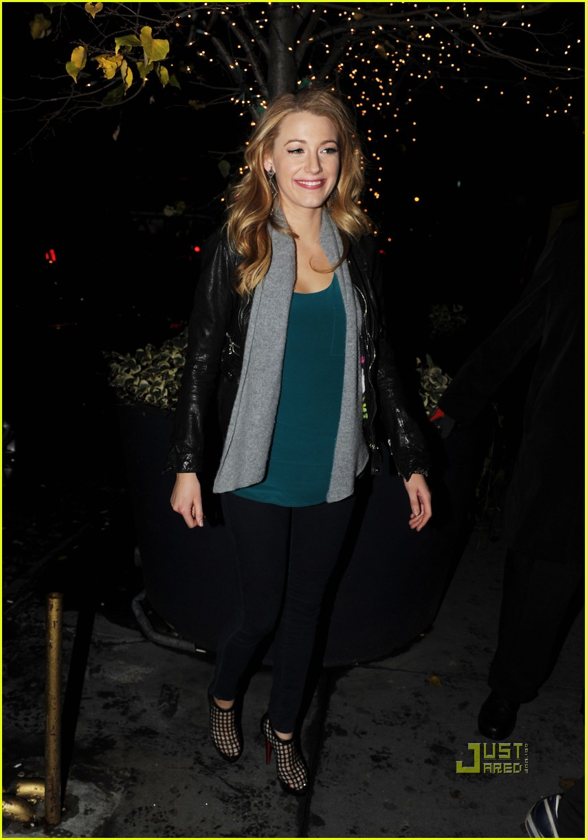 blake lively rihanna snl after party 032400210