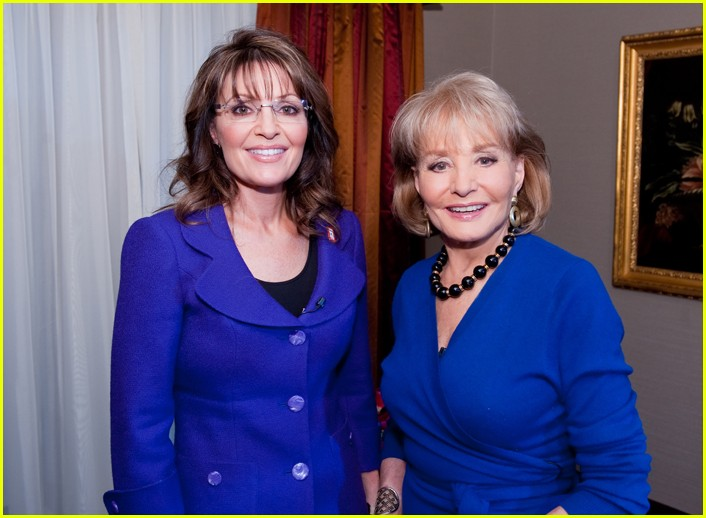 barbara walters most fascinating people sarah palin 022391981