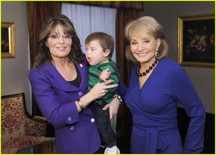 barbara walters most fascinating people sarah palin 032391991