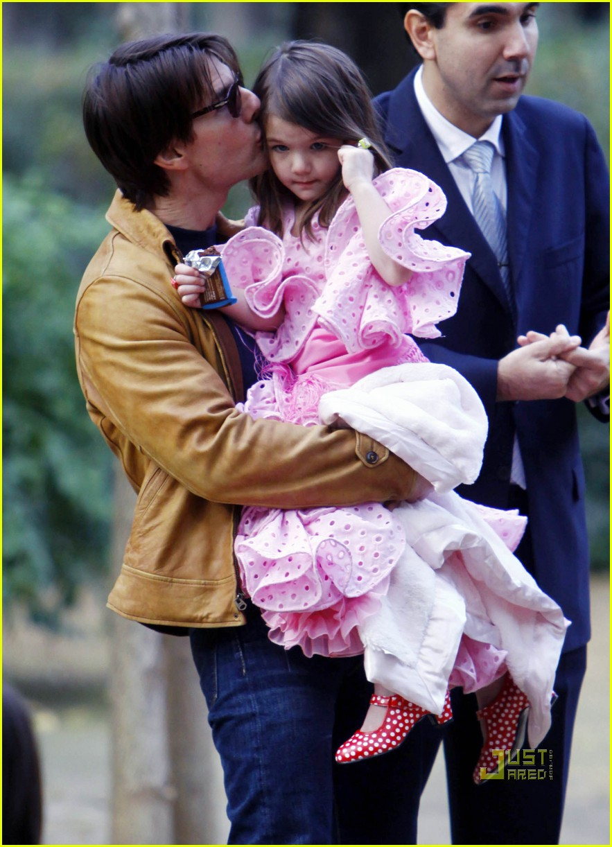 suri cruise flamenco dress 13